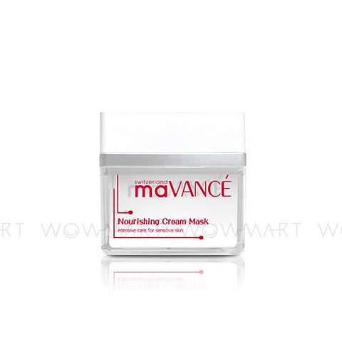 maVANCÉ - Nourishing Cream Mask 退敏舒緩修護面膜 (50ml)