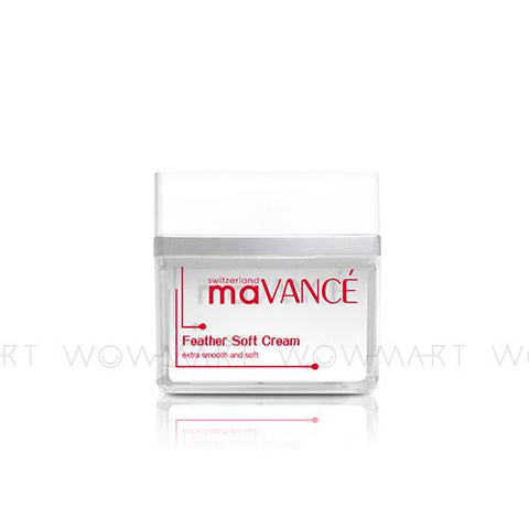 maVANCÉ - Feather Soft Cream 抗敏降紅柔滑霜 (50ml)