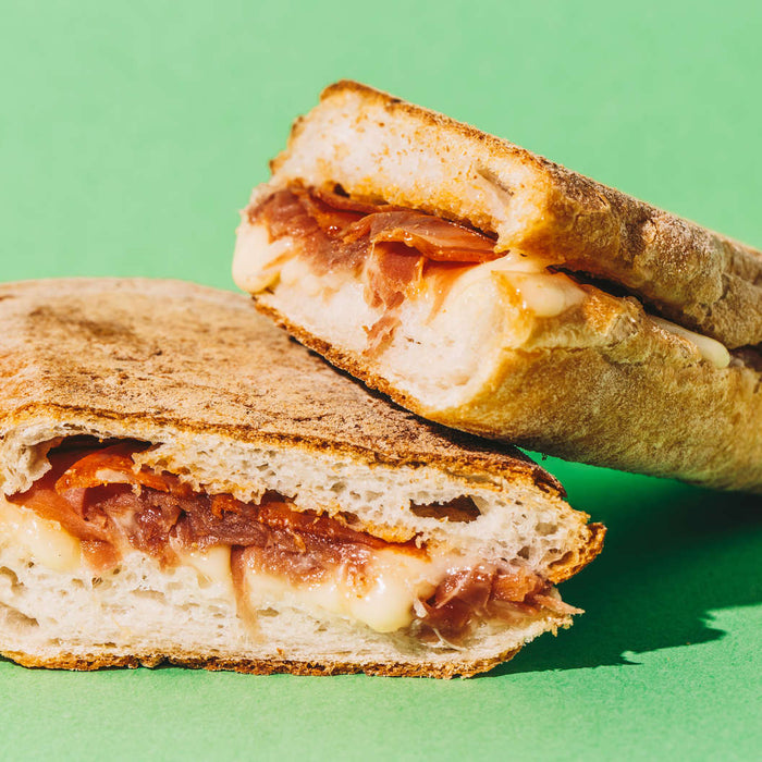 Around the World in 80 Sandwiches