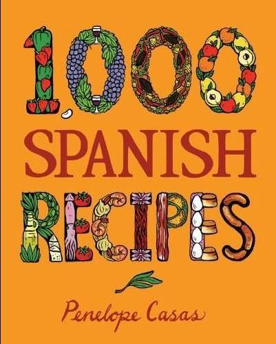 1000 Spanish Recipes
