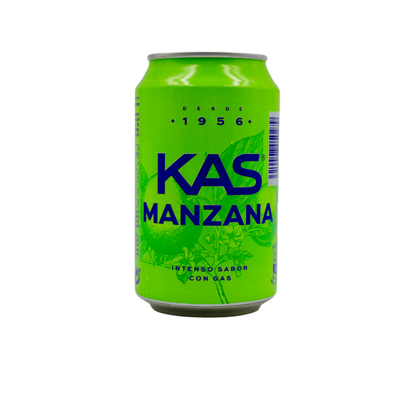 KAS Apple Soda (8 Pack)