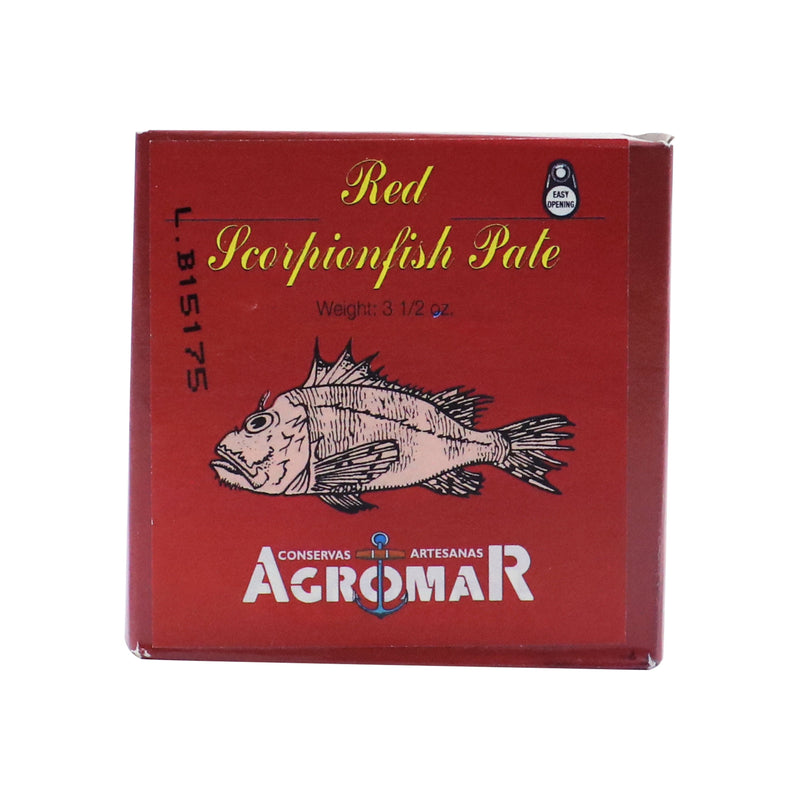 A- AGROMAR Red Scorpionfish Pate