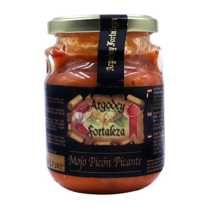 A- ARGODEY Red Hot Mojo Sauce