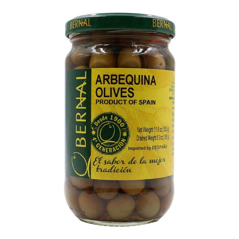 BERNAL Arbequina Olives