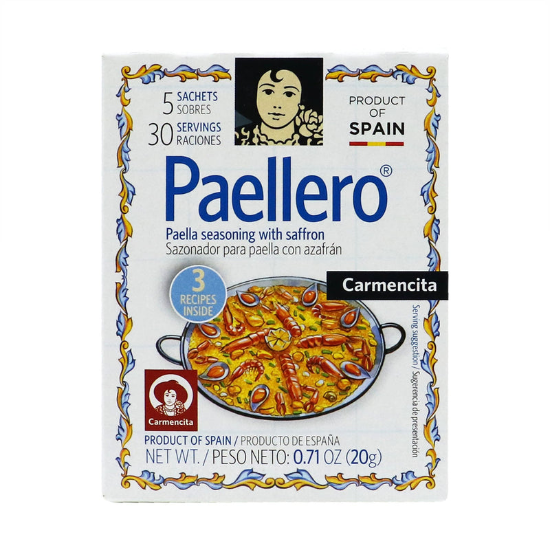 Spanish Essential Spice Kit