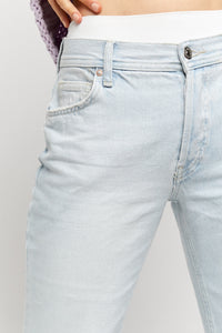 Free People - Maggie Mid-Rise Straight Leg