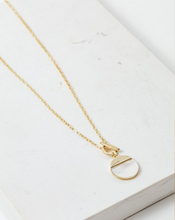 Load image into Gallery viewer, Oasis Toggle Necklace