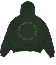 Load image into Gallery viewer, Artless Hoodie - Green