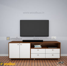 Load image into Gallery viewer, TV Unit- New - woodbuzz.in