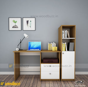 Home Office Table -II - woodbuzz.in