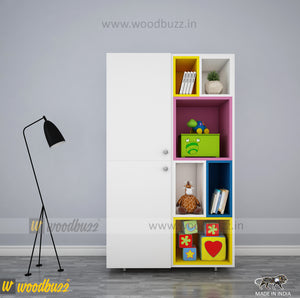 Book Case- New - woodbuzz.in
