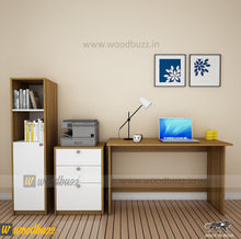 Load image into Gallery viewer, Home Office Table - New - woodbuzz.in