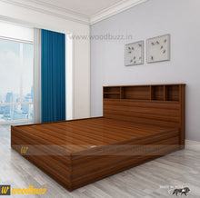 Load image into Gallery viewer, Bed - King Size - woodbuzz.in