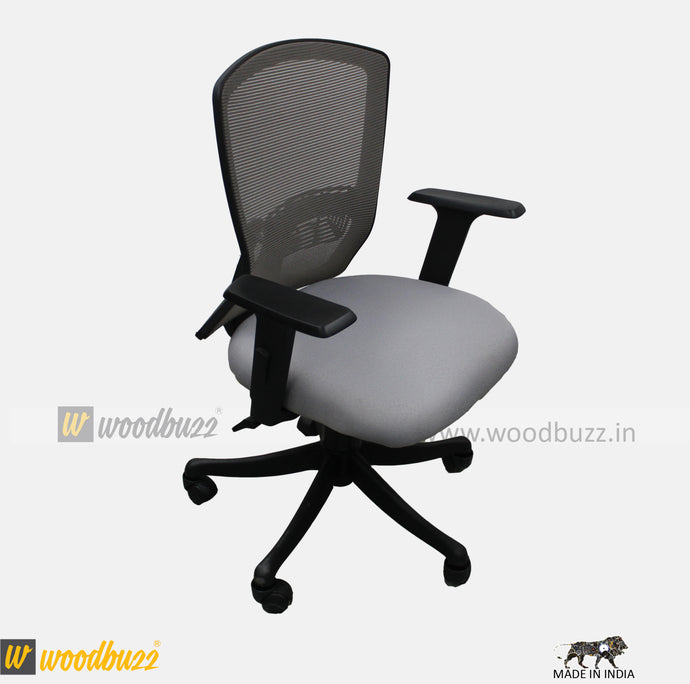Chair- GT (Medium Back) - woodbuzz.in