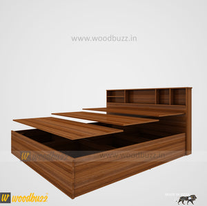 Bed - King Size - woodbuzz.in