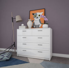 Load image into Gallery viewer, Chest of Drawers - woodbuzz.in