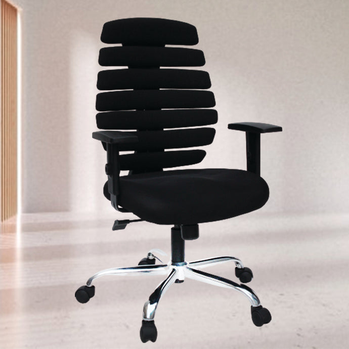 Ergonomic Chair- Ashton - woodbuzz.in