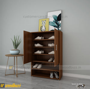 Shoe Cabinet - woodbuzz.in
