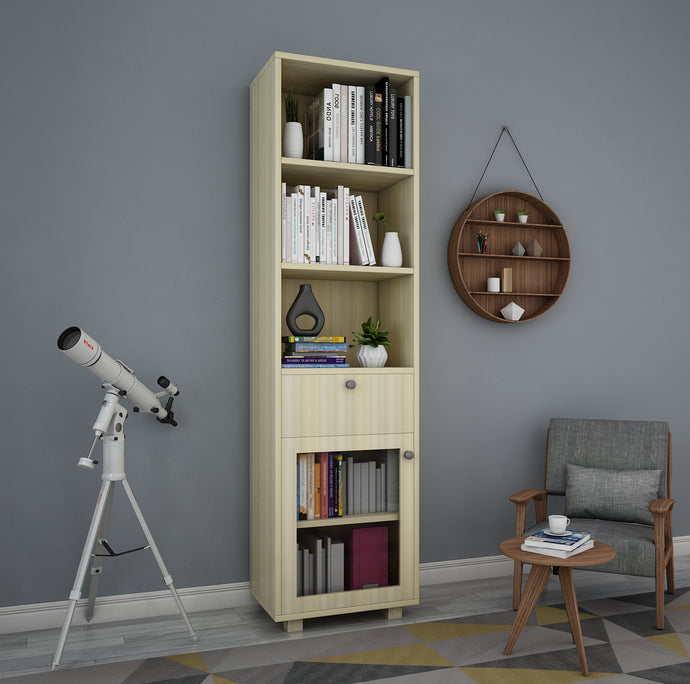 Book Case - woodbuzz.in