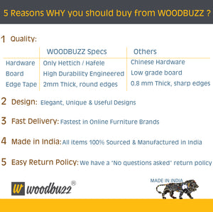 Crockery Unit - woodbuzz.in