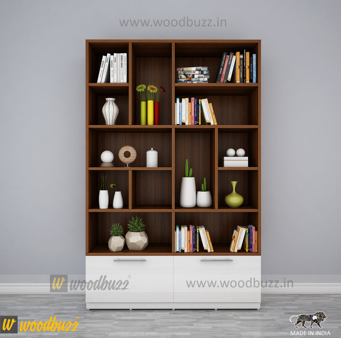 Book Shelf - woodbuzz.in
