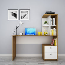 Load image into Gallery viewer, Study Table (Large) - woodbuzz.in