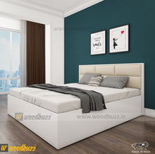 Load image into Gallery viewer, Titan Upholstered King Size Bed