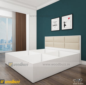 Titan Upholstered King Size Bed