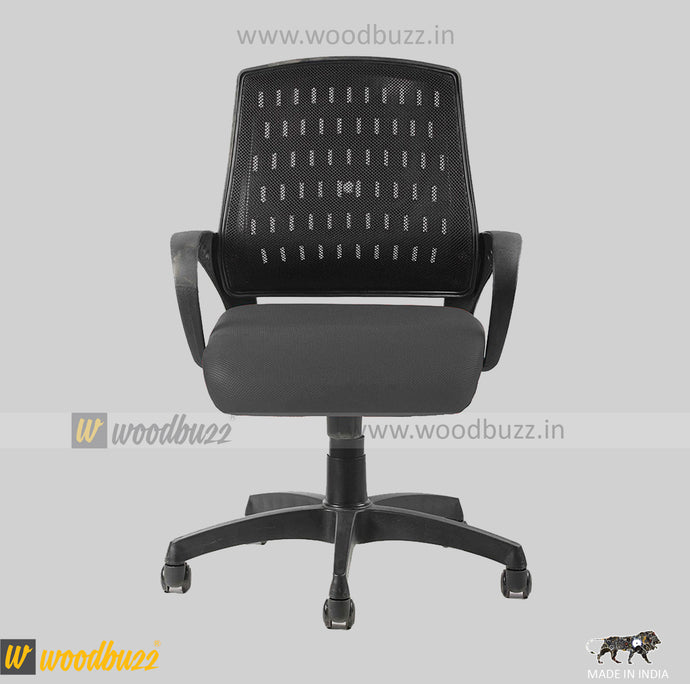 Chair- Amaze (Low Back) - woodbuzz.in
