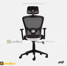 Load image into Gallery viewer, Ergonomic Chair- AMU (High Back) - woodbuzz.in