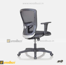 Load image into Gallery viewer, Combo-07  (WFH Table + Chair) - woodbuzz.in