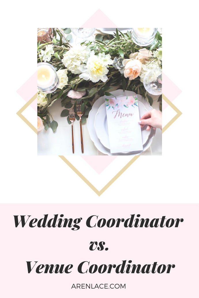 Wedding Coordinator vs. Venue Coordinator