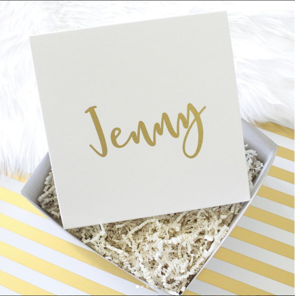 WEDDING GIFT IDEAS | Bride to be Gift Box | Bridal Shower Gifts