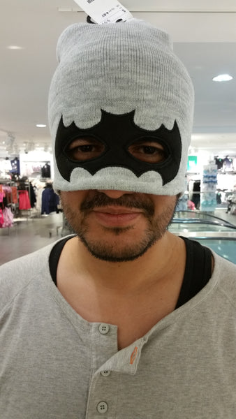 5 Fun Facts About Us As Husband and Wife - Batman Skimask
