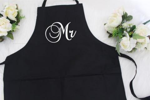 WEDDING GIFT IDEAS | Mr and Mrs Couple's Gift Box | Gifts for Couples - Mr Apron