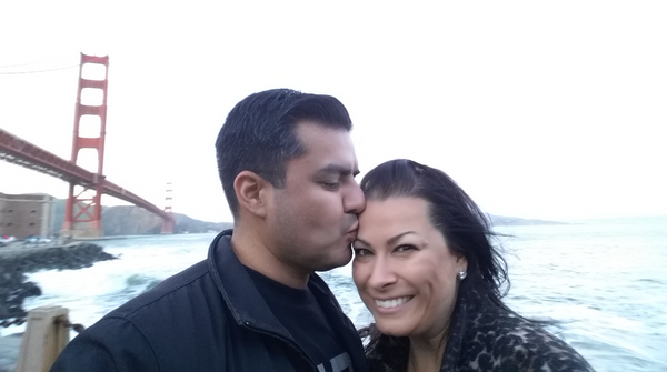 5 Fun Facts About Us As Husband and Wife - Us in San Fransisco