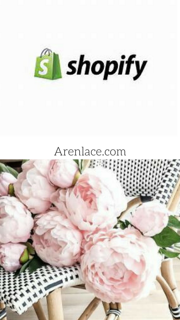 Arenlace on shopify