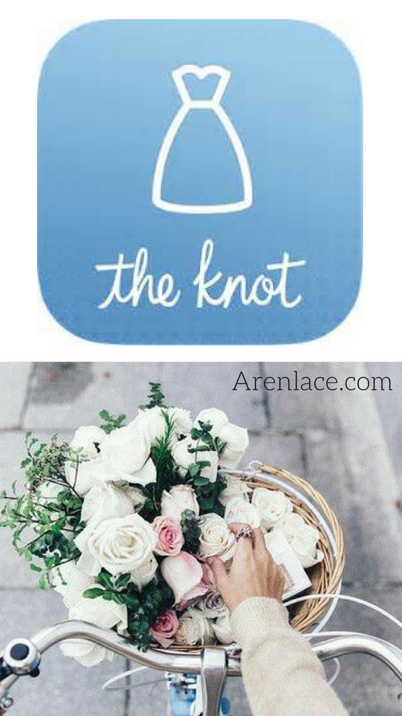 Arenlace on The Knot Weddings