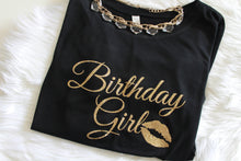 Birthday Girl Shirt - Arenlace Bridal Boutique