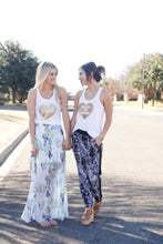 heart Maid of Honor Tank Top 2
