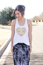 Heart Maid of honor Tank top