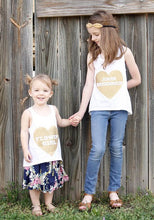 Heart Junior Bridesmaid Tank top 1