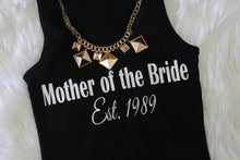 Mother of the Bride Tank Top - Arenlace Bridal Boutique