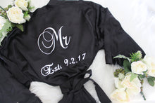 Mr and Mrs Robe Set just Mr
