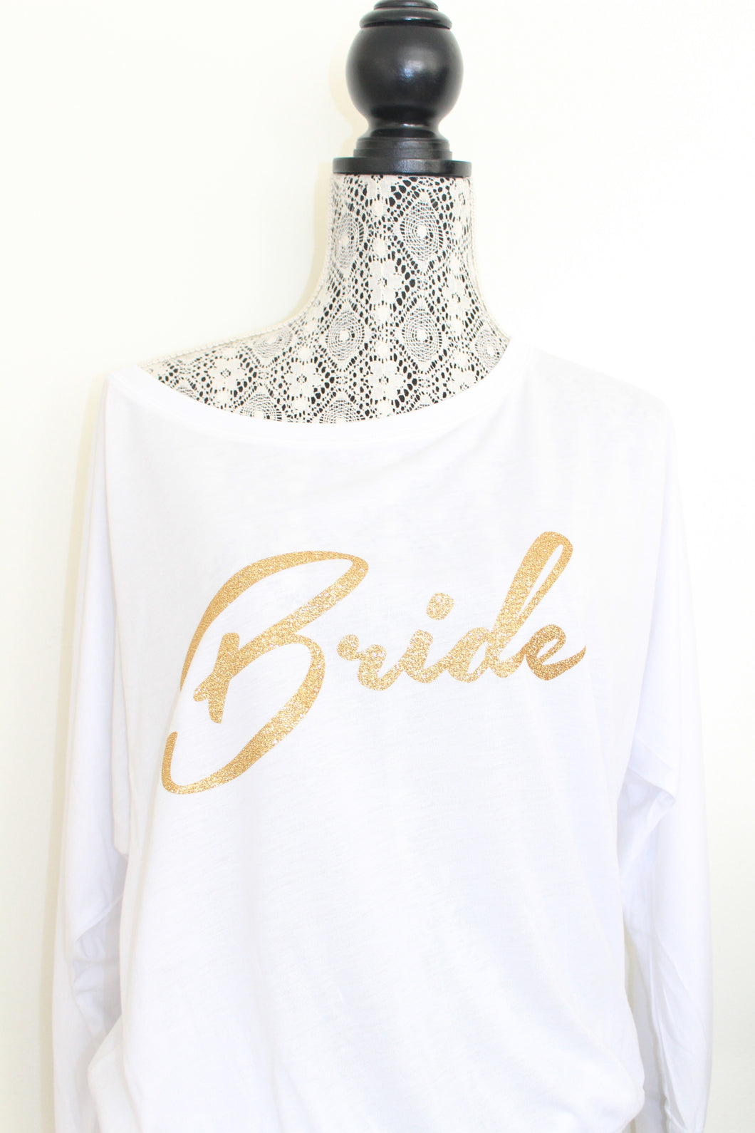 Off the shoulder Bridal Shirt l Shop Online l Arenlace