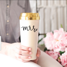 Mrs Travel Mug