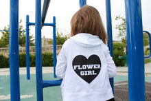 Flower Girl Hoodie - Arenlace Bridal Boutique