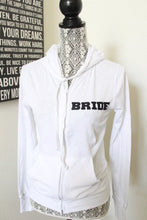 I DO Bride Hoodie Bride Front