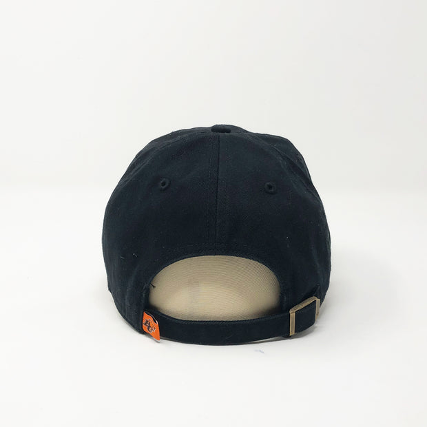 '47 Brand Clean Up Primary Hat- Black