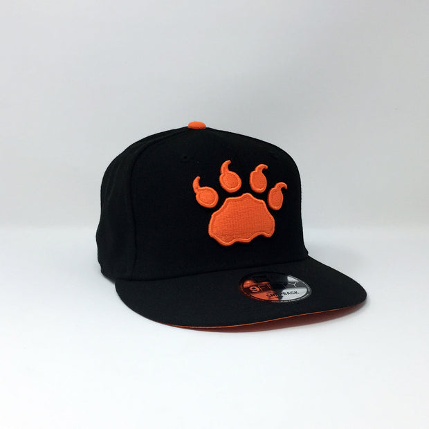 NE 9Fifty Paw Snapback Hat